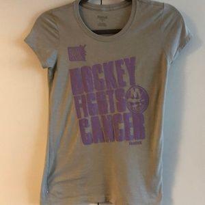 NY Islanders Hockey Fights Cancer T-shirt